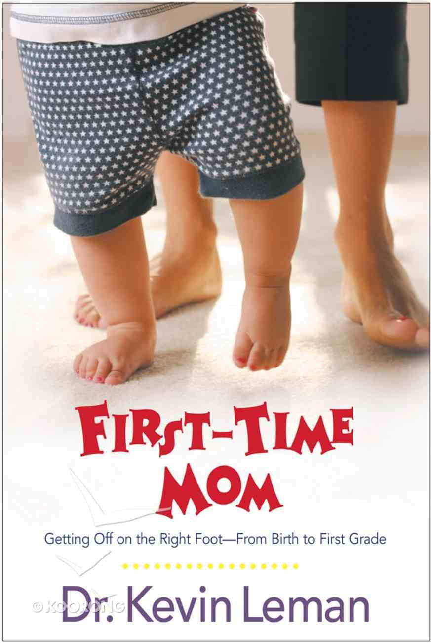 First-Time Mom eBook