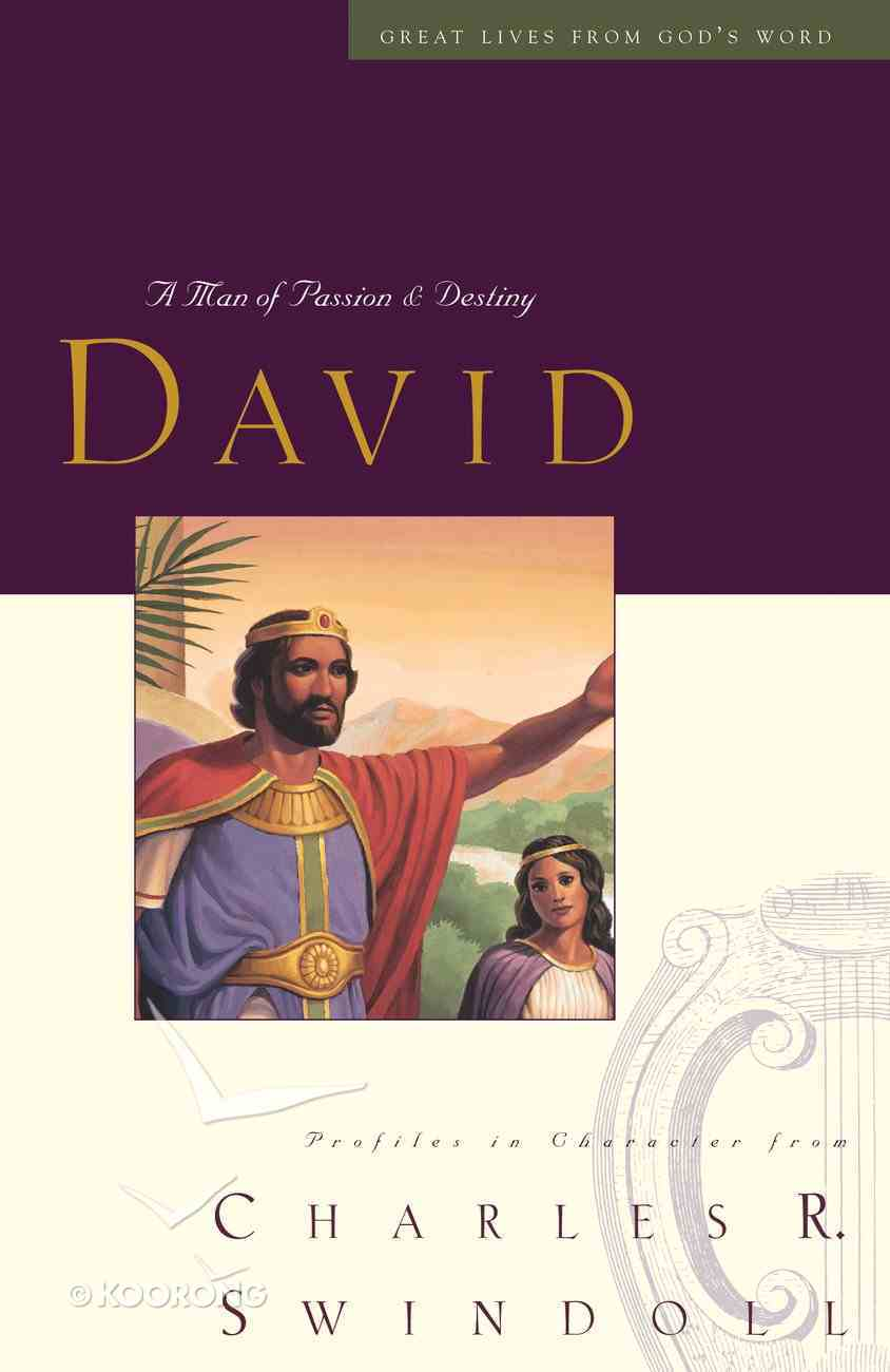 David (Great Lives From God's Word Series) eBook