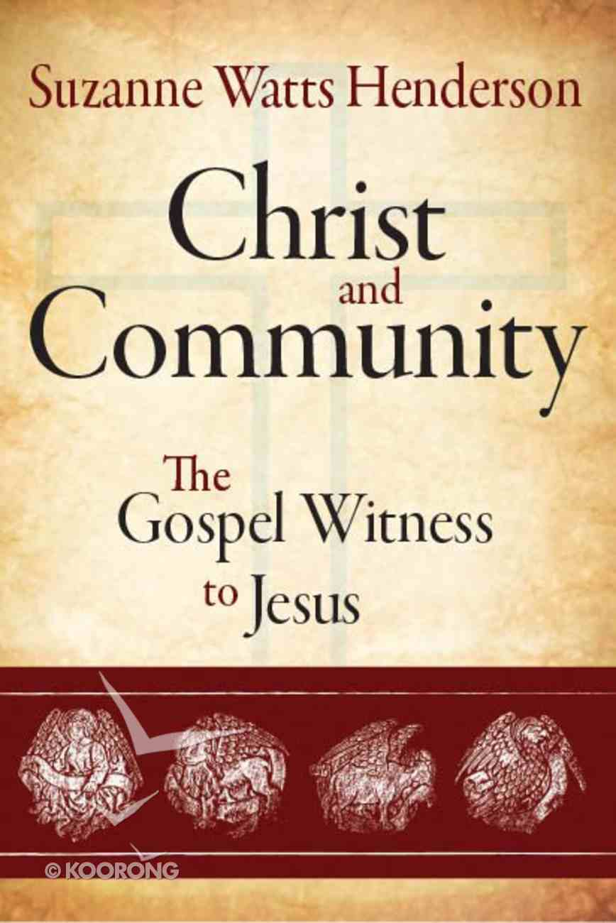 Christ and Community eBook