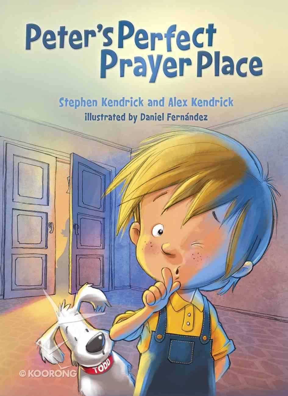 Peter's Perfect Prayer Place eBook