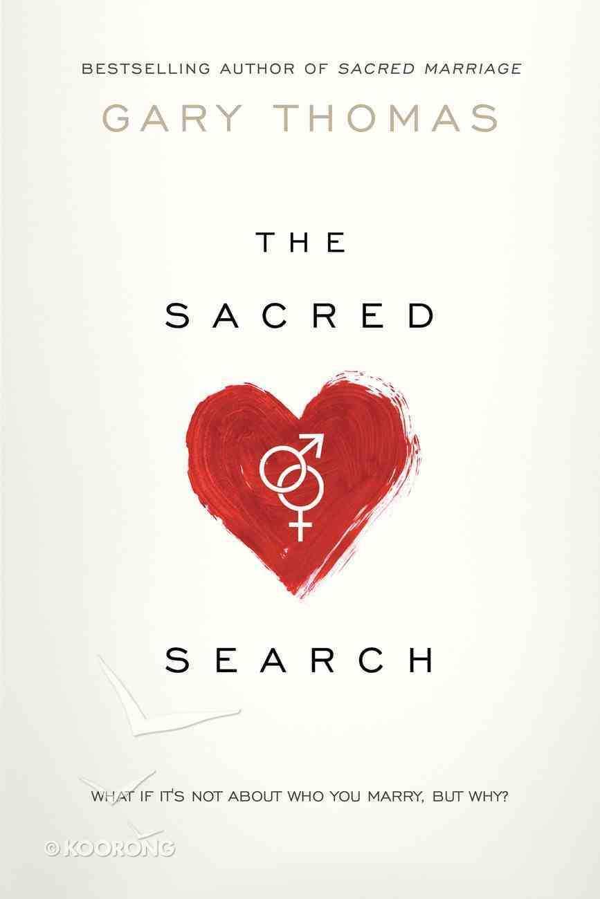 The Sacred Search eBook