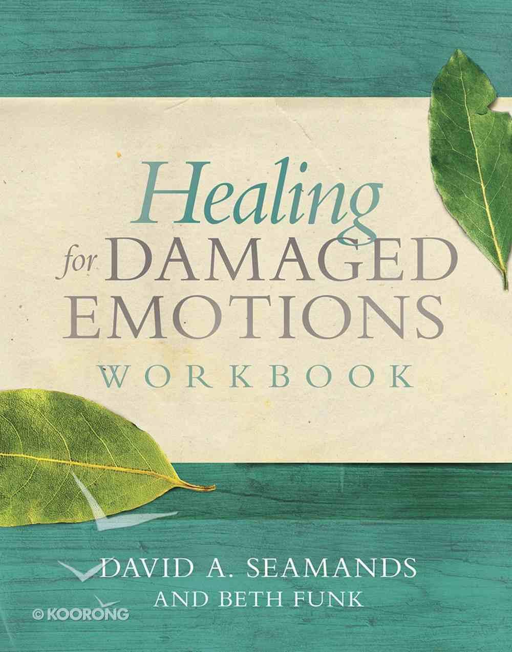 Healing For Damaged Emotions Workbook eBook