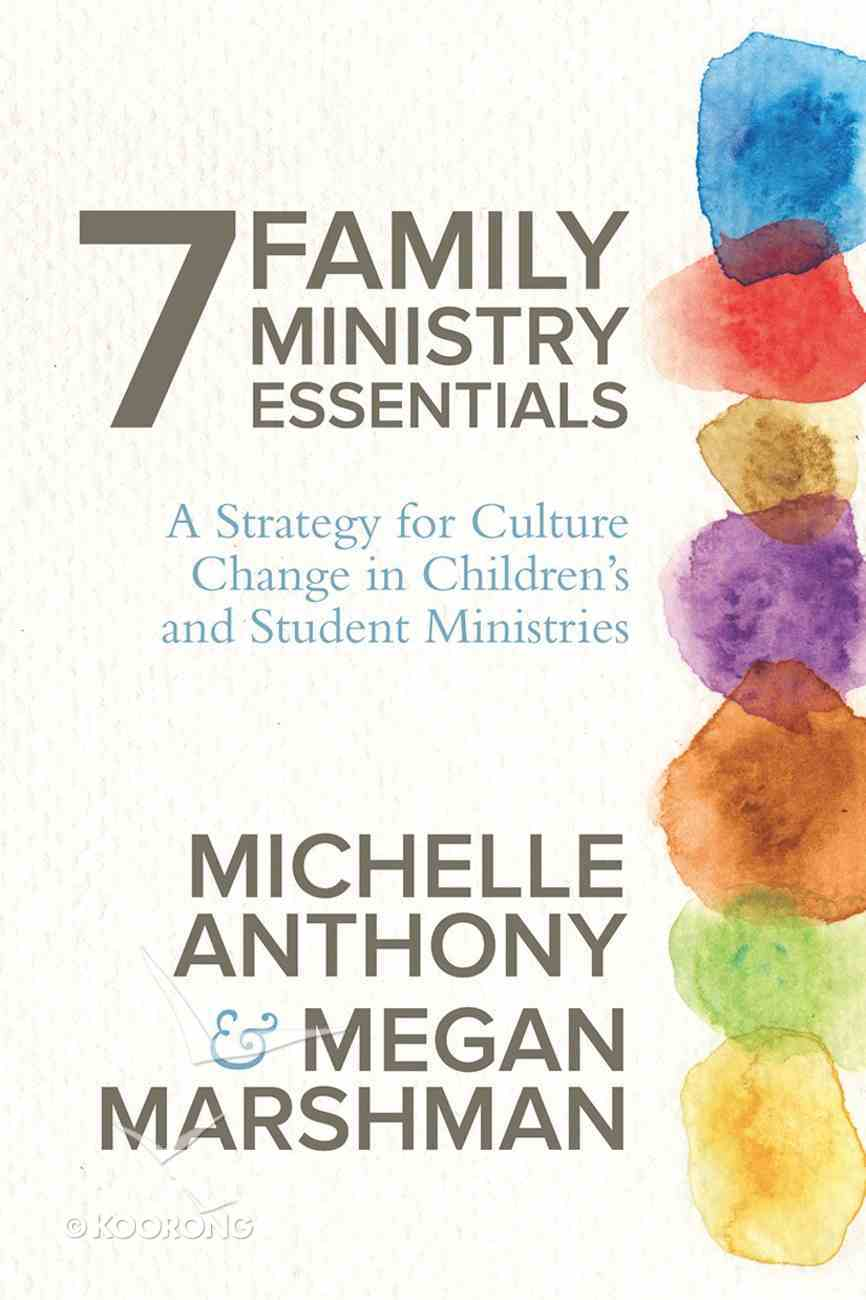 7 Family Ministry Essentials eBook