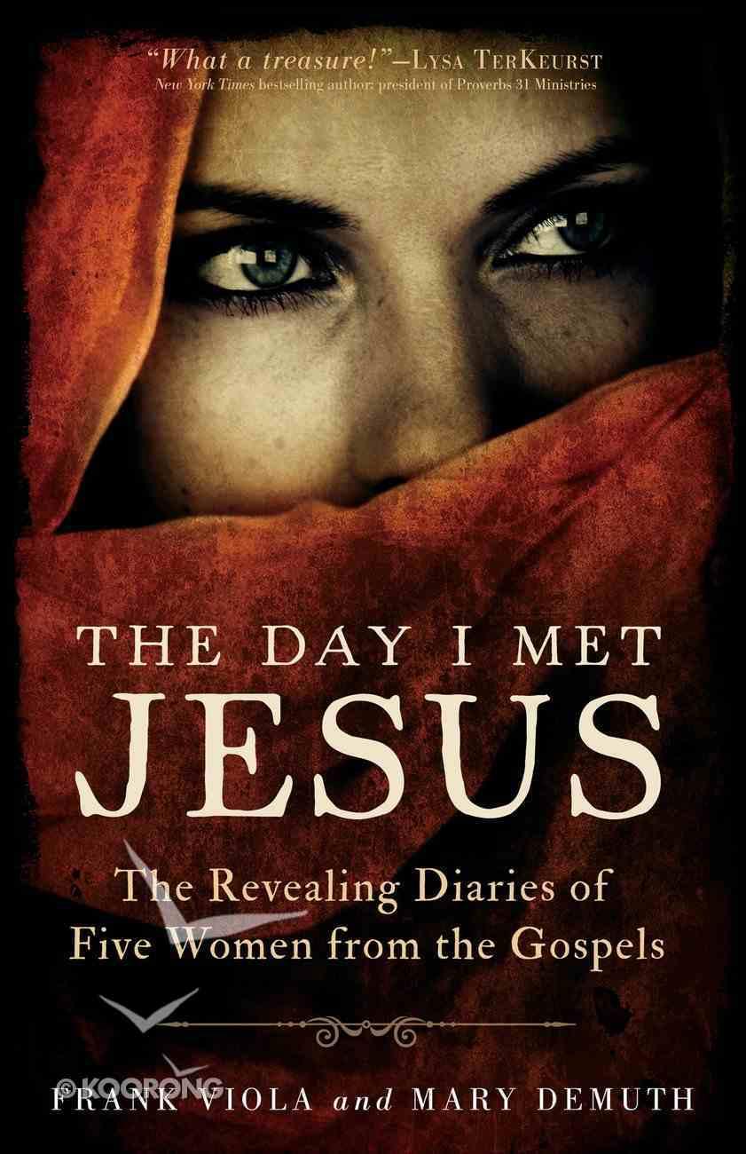 The Day I Met Jesus eBook