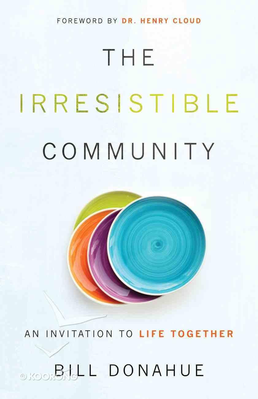 The Irresistible Community eBook