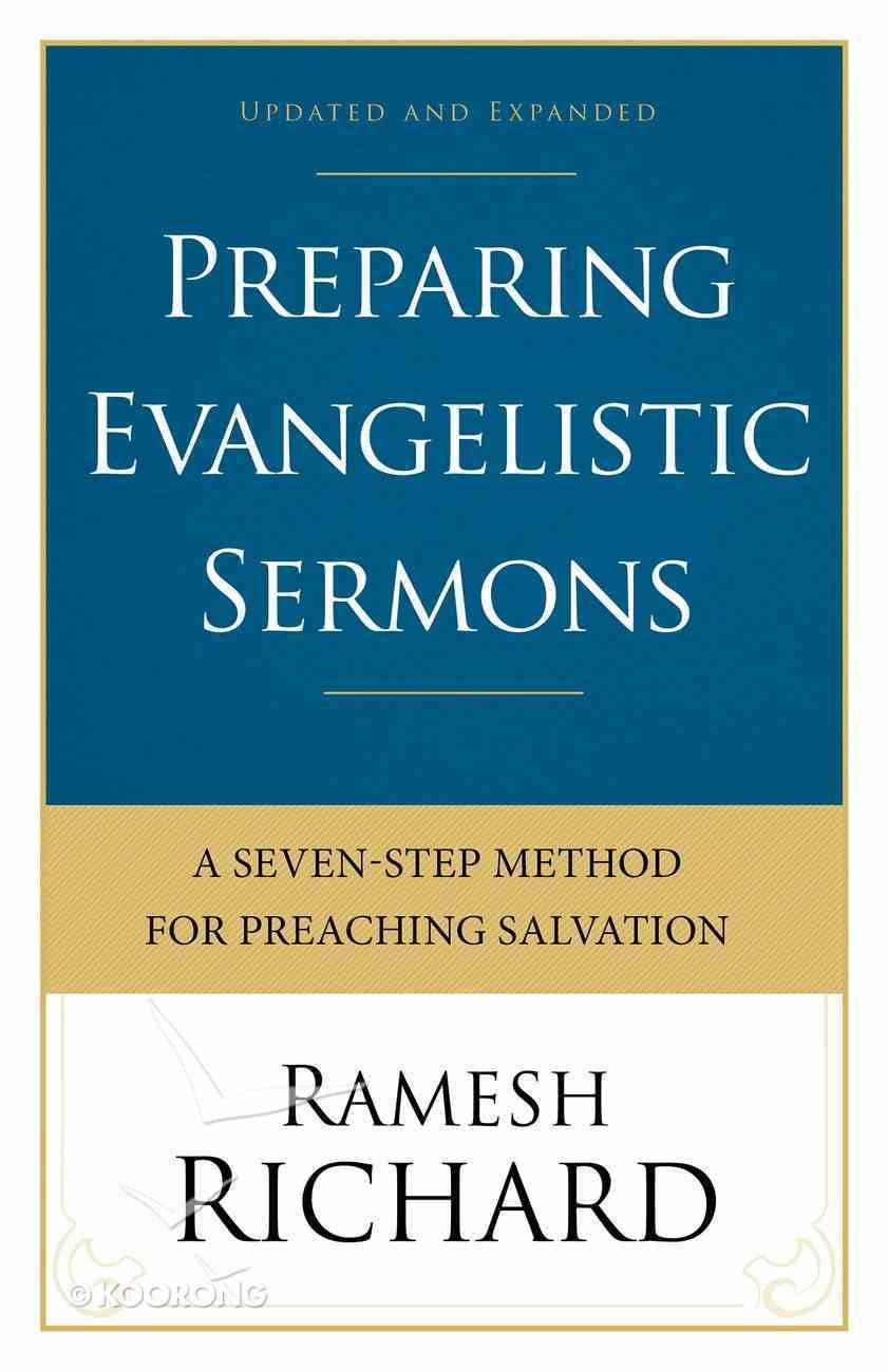 Preparing Evangelistic Sermons eBook