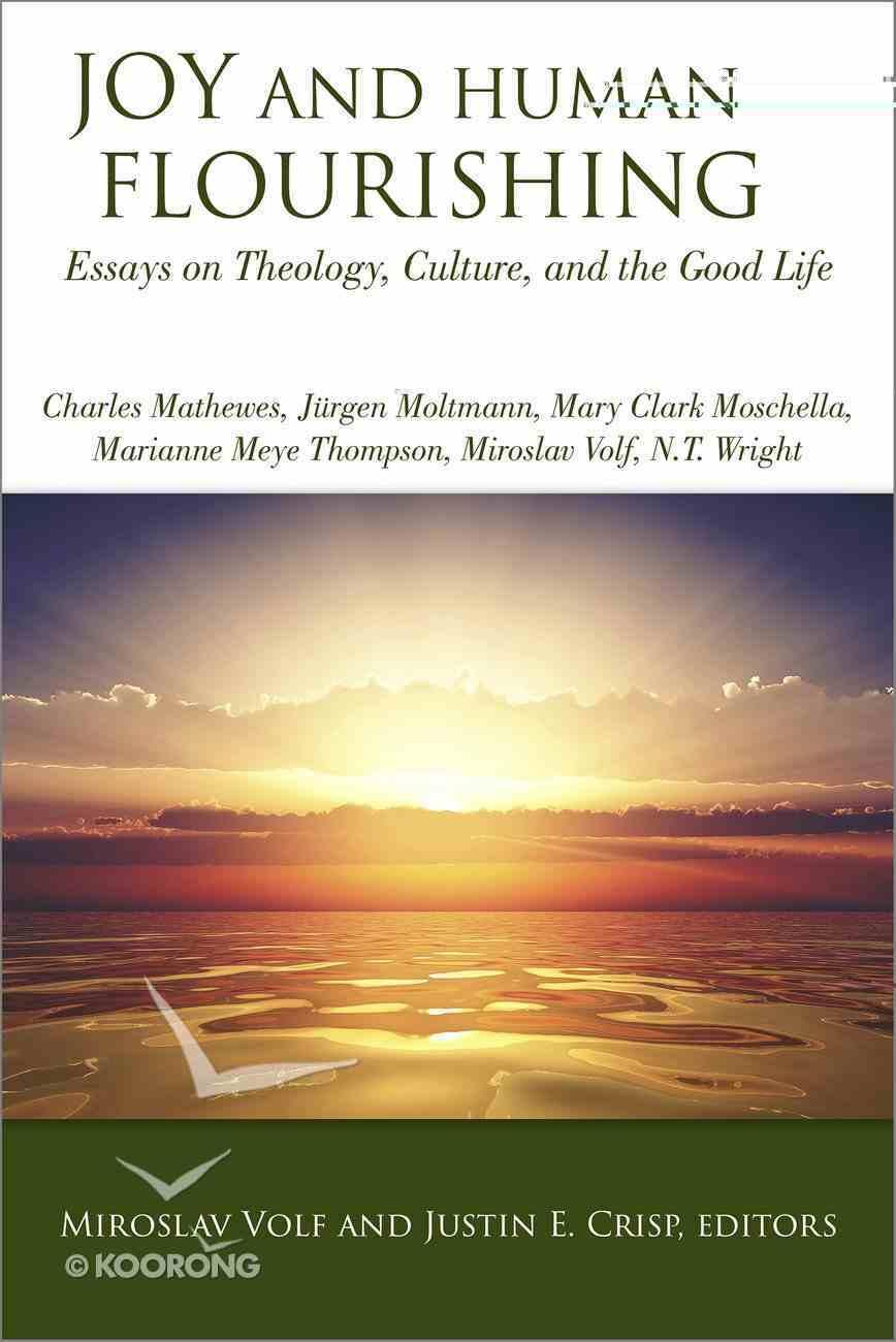 Joy and Human Flourishing Paperback