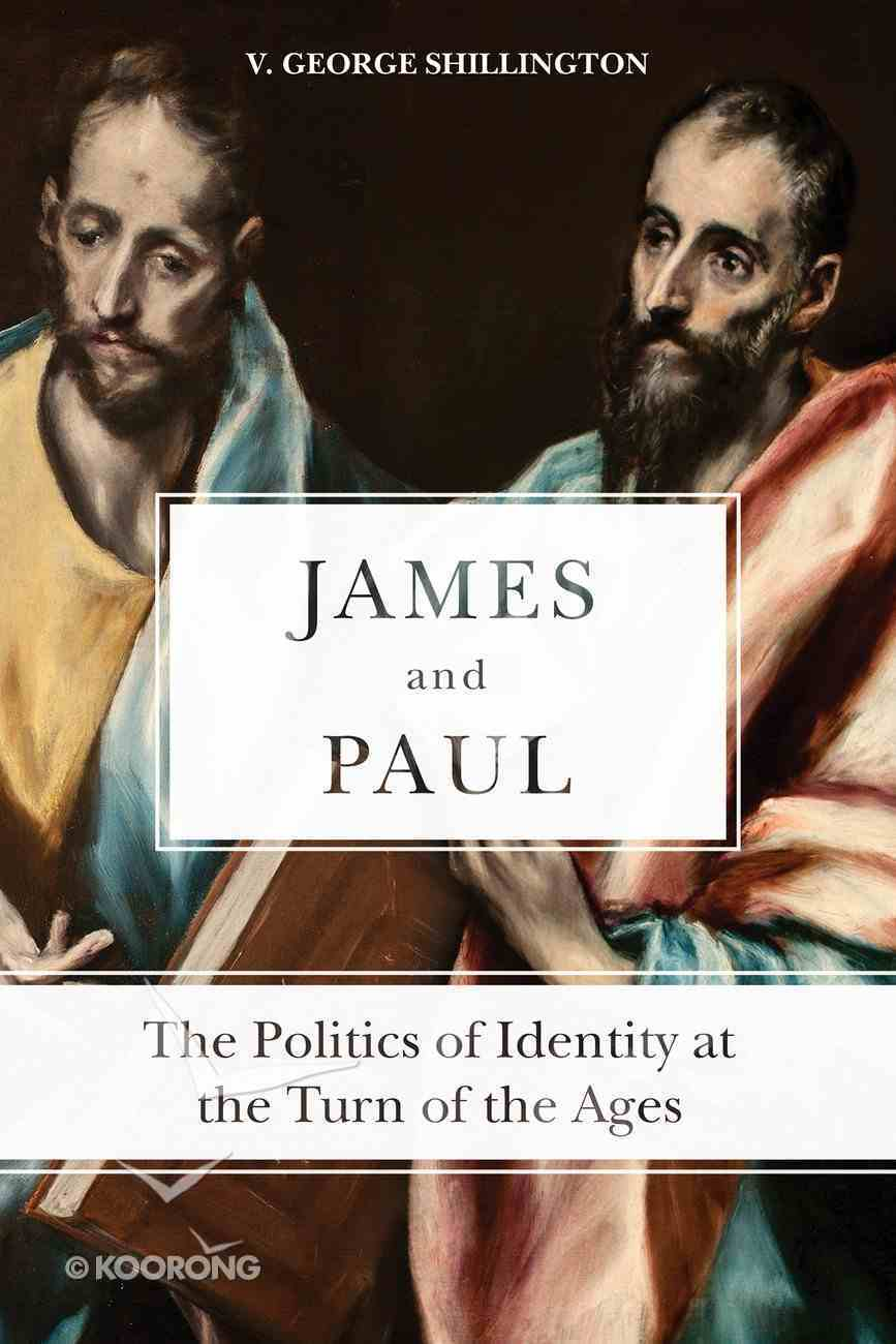 James and Paul Paperback