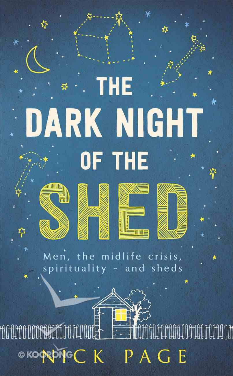 The Dark Night of the Shed eBook