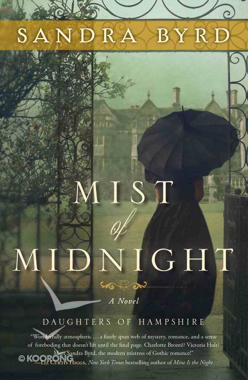 Mist of Midnight (Daughters Of Hampshire Series) Paperback