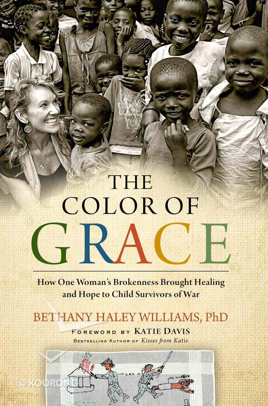The Color of Grace eBook