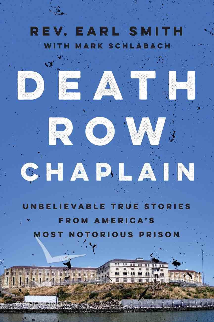 Death Row Chaplain eBook