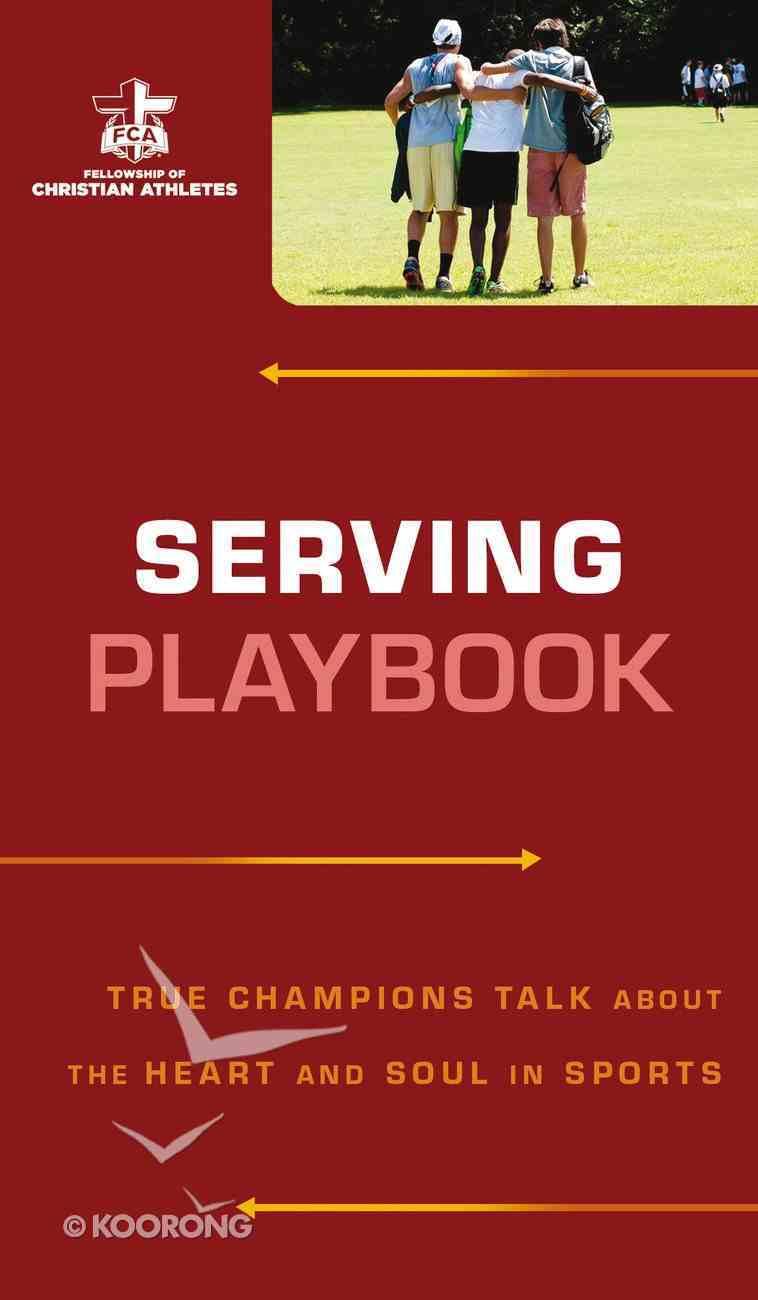 Serving Playbook eBook