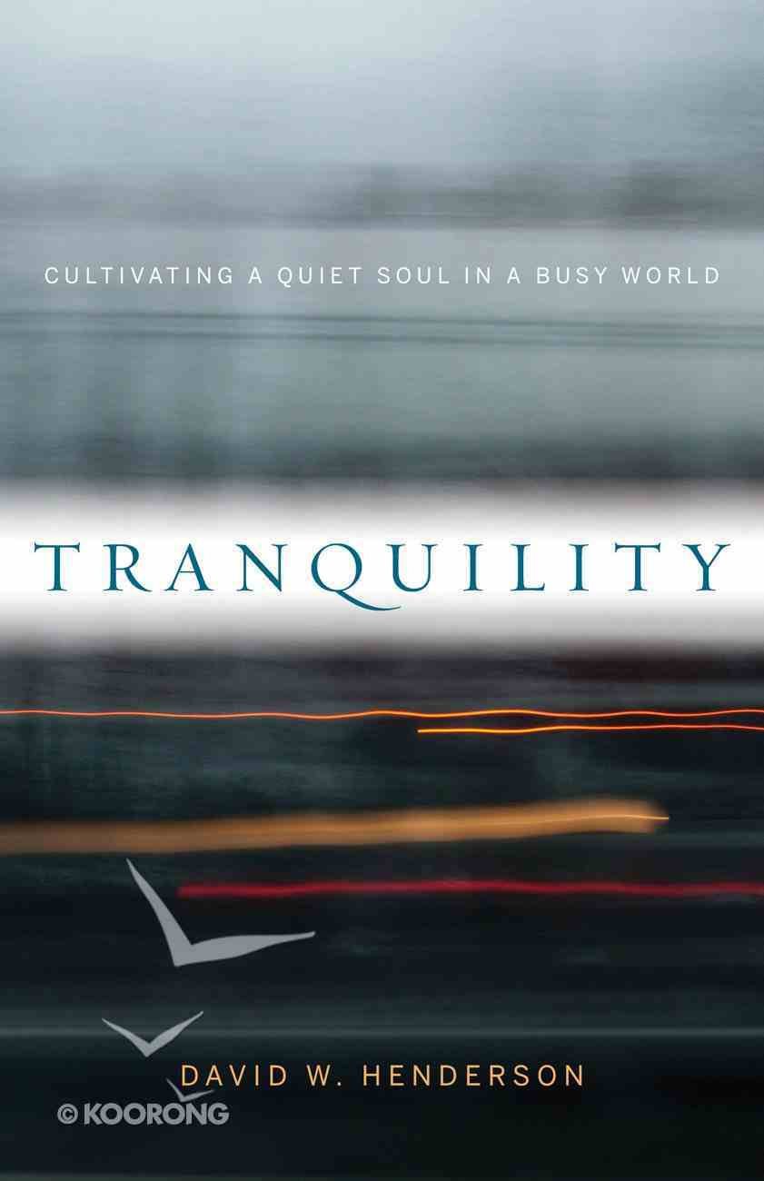 Tranquility eBook