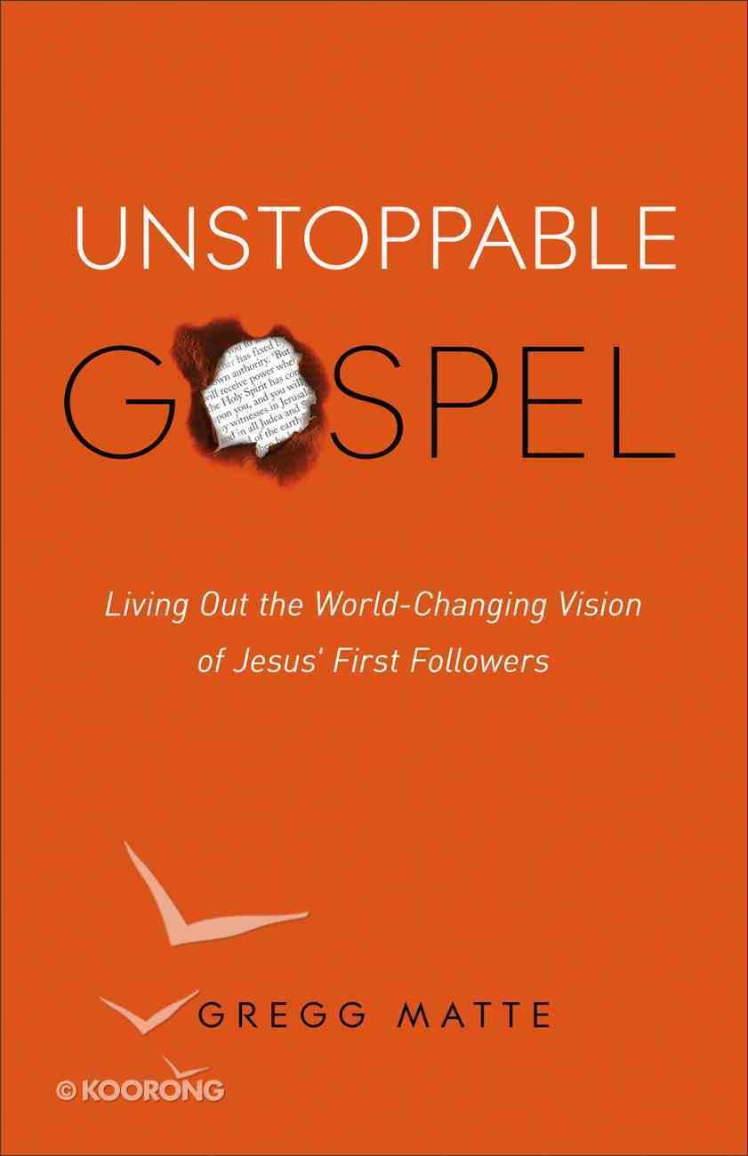 Unstoppable Gospel eBook