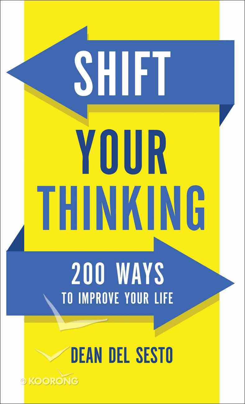 Shift Your Thinking eBook