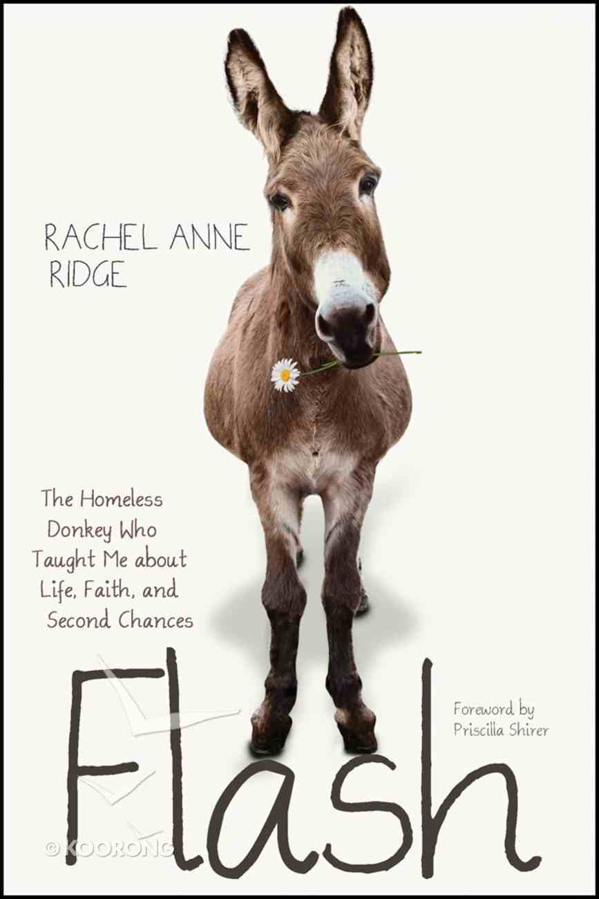 Flash: The Homeless Donkey Who Taught Me About Life, Faith, and Second Chances eBook
