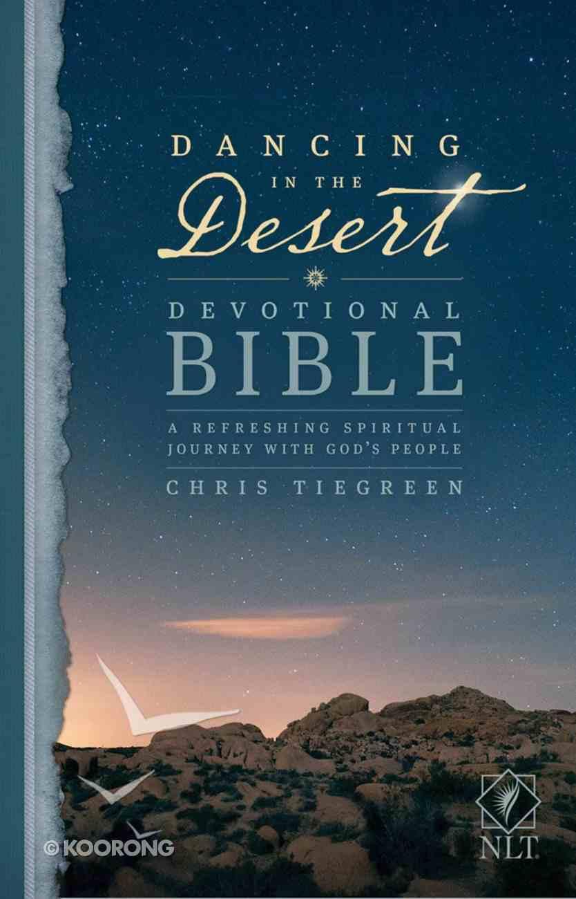Dancing in the Desert Devotional Bible NLT eBook
