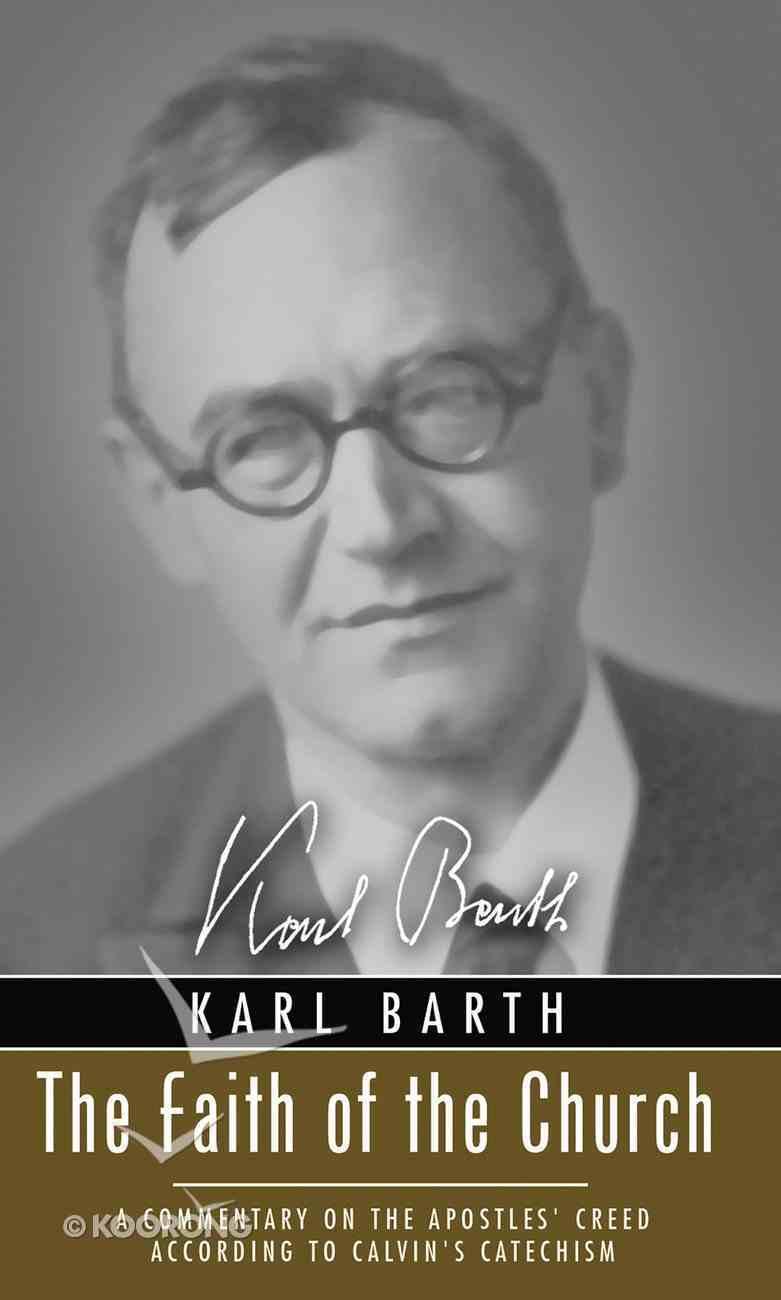 The Faith of the Church eBook
