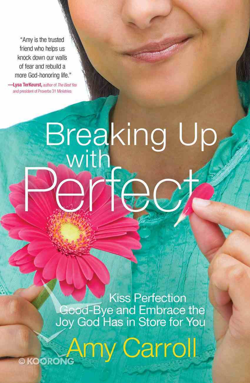 Breaking Up With Perfect eBook