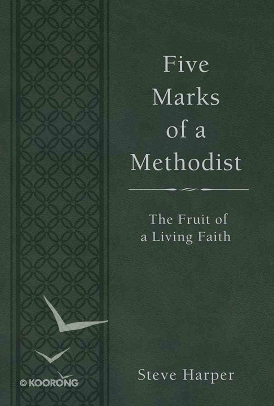 Five Marks of a Methodist eBook