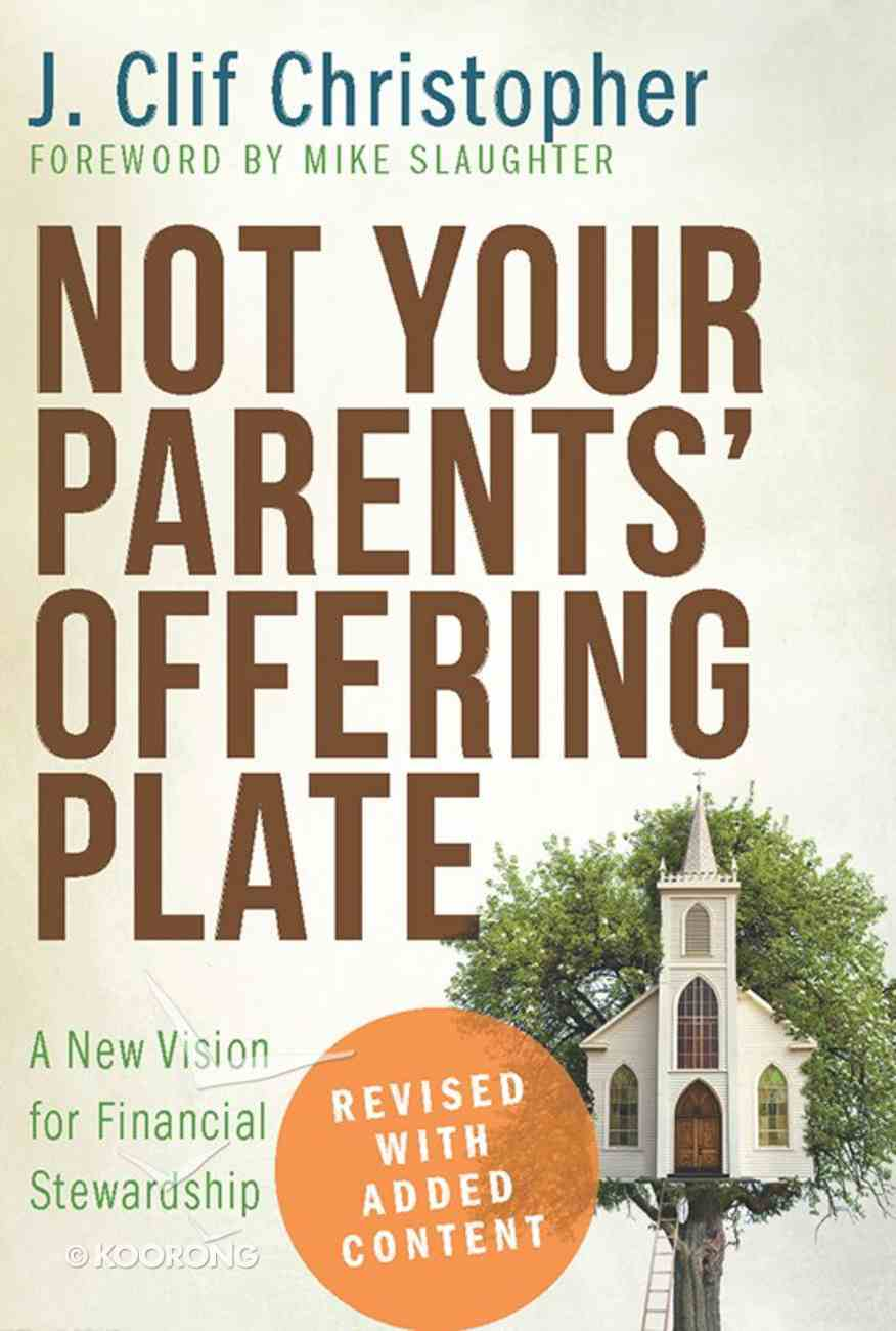 Not Your Parents Offering Plate eBook