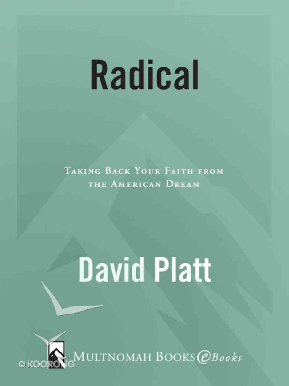 Radical eBook