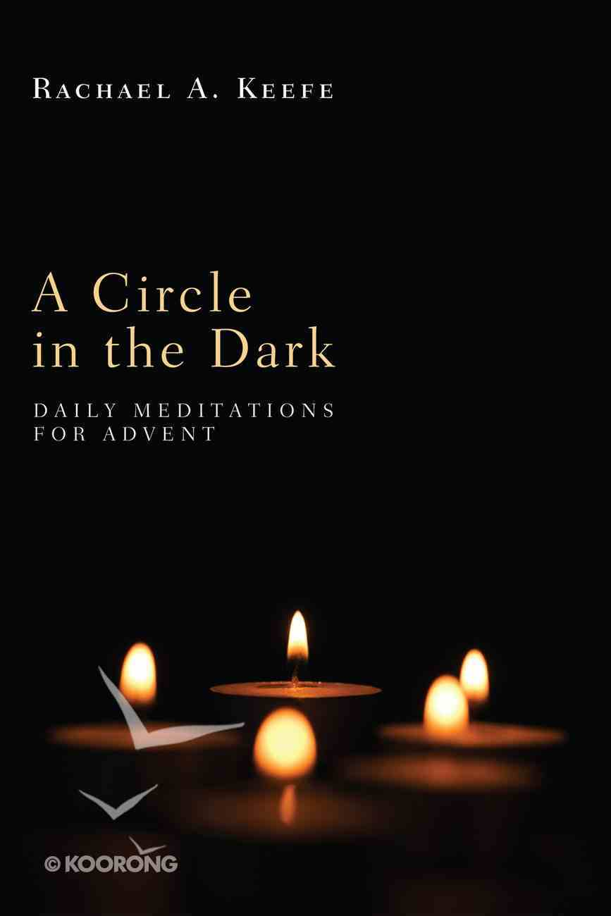 A Circle in the Dark Paperback