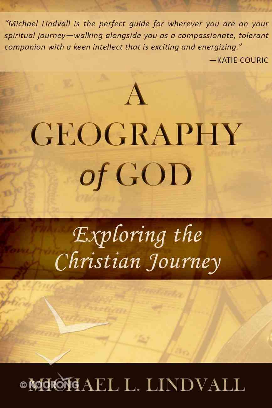 A Geography of God eBook