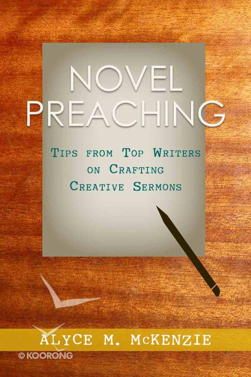 Novel Preaching eBook