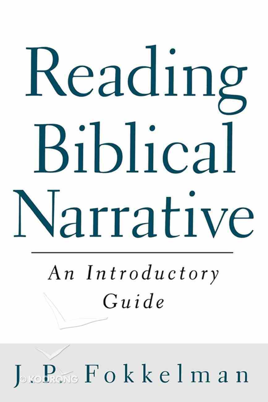 Reading Biblical Narrative eBook