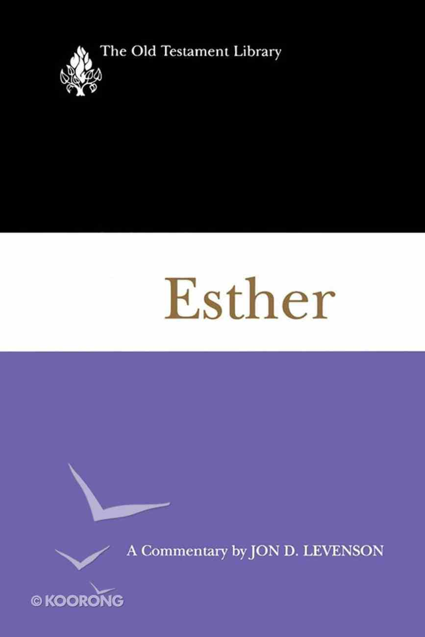 Esther (1997) (Old Testament Library Series) eBook