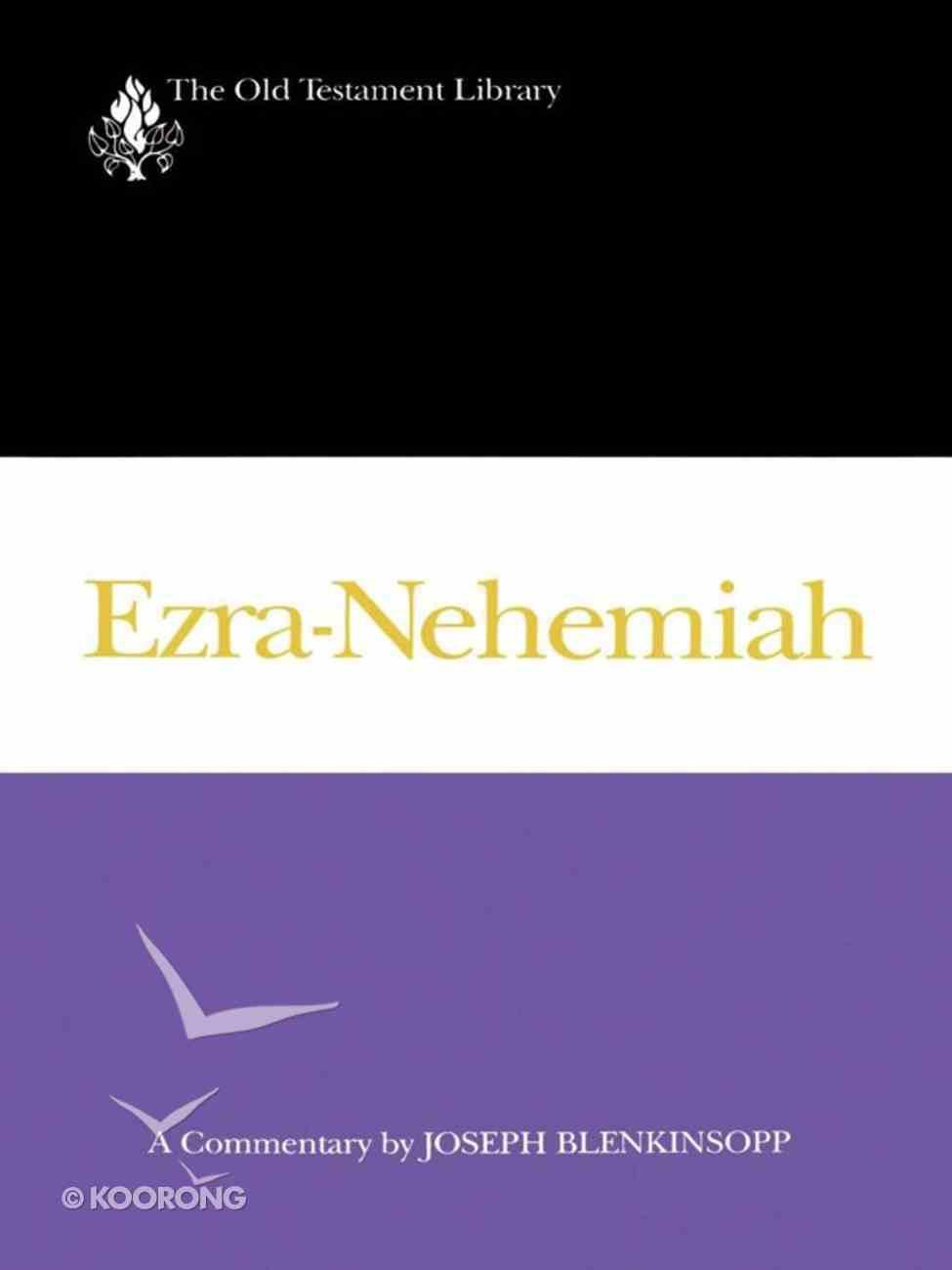 Ezra-Nehemiah (1988) (Old Testament Library Series) eBook