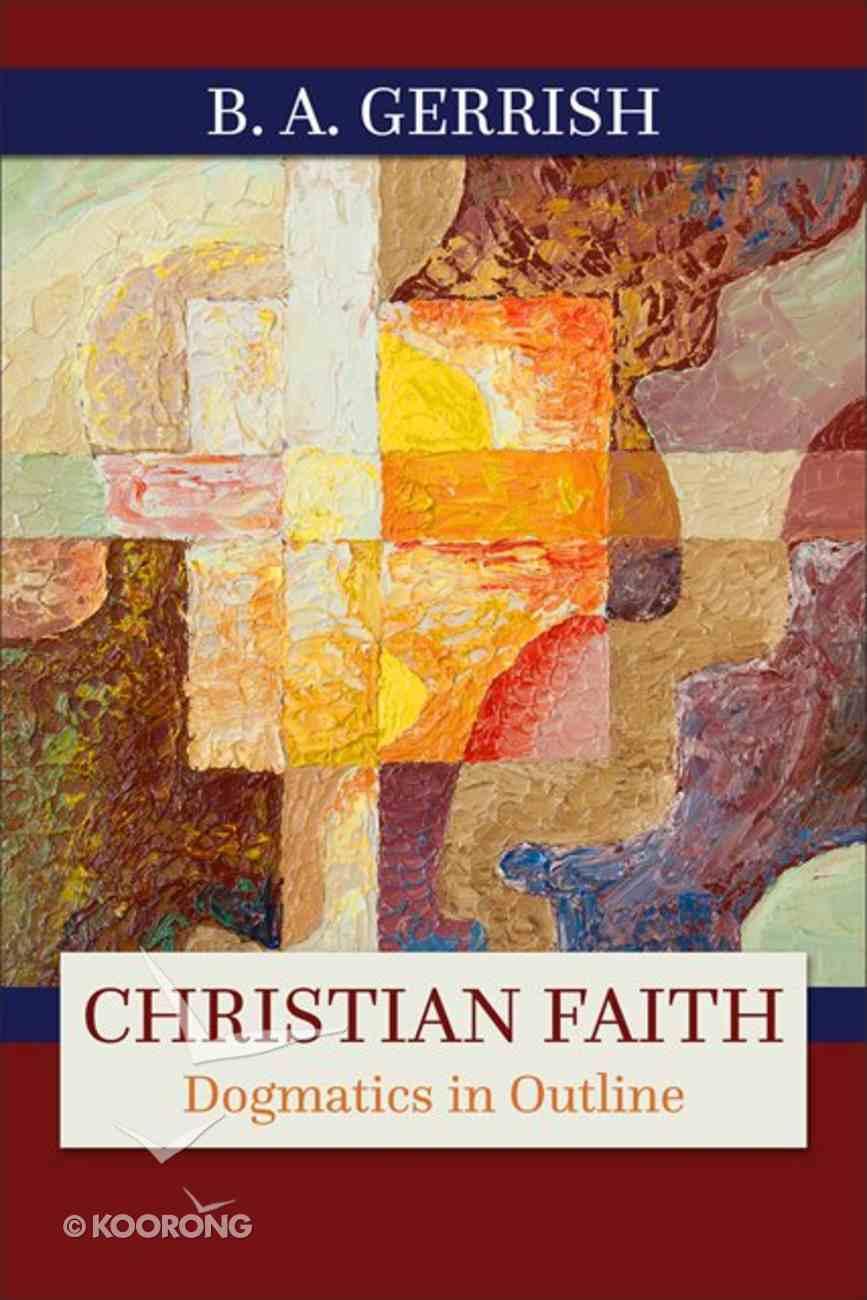Christian Faith eBook