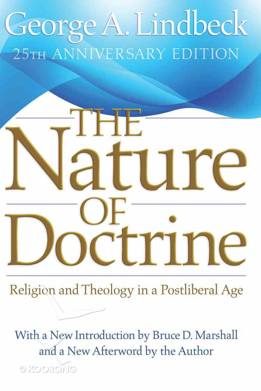 The Nature of Doctrine, 25Th Anniversary Edition eBook