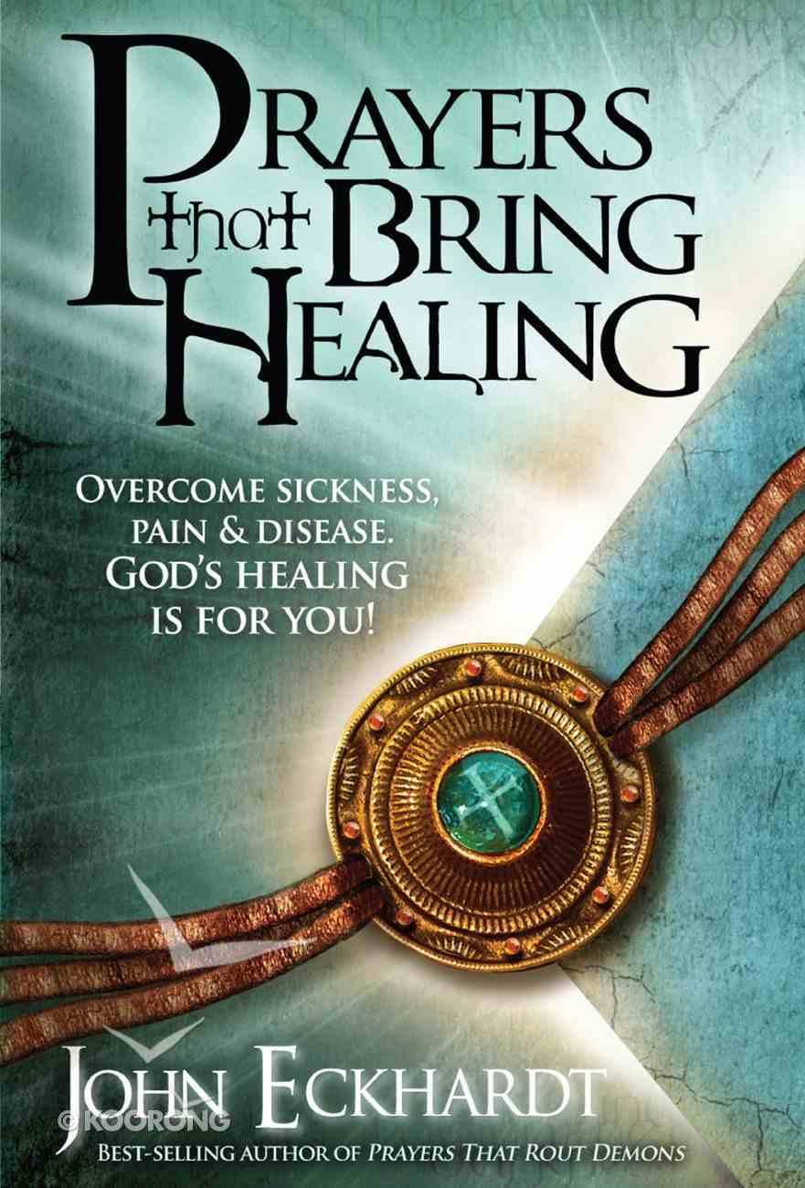 Prayers That Bring Healing eBook