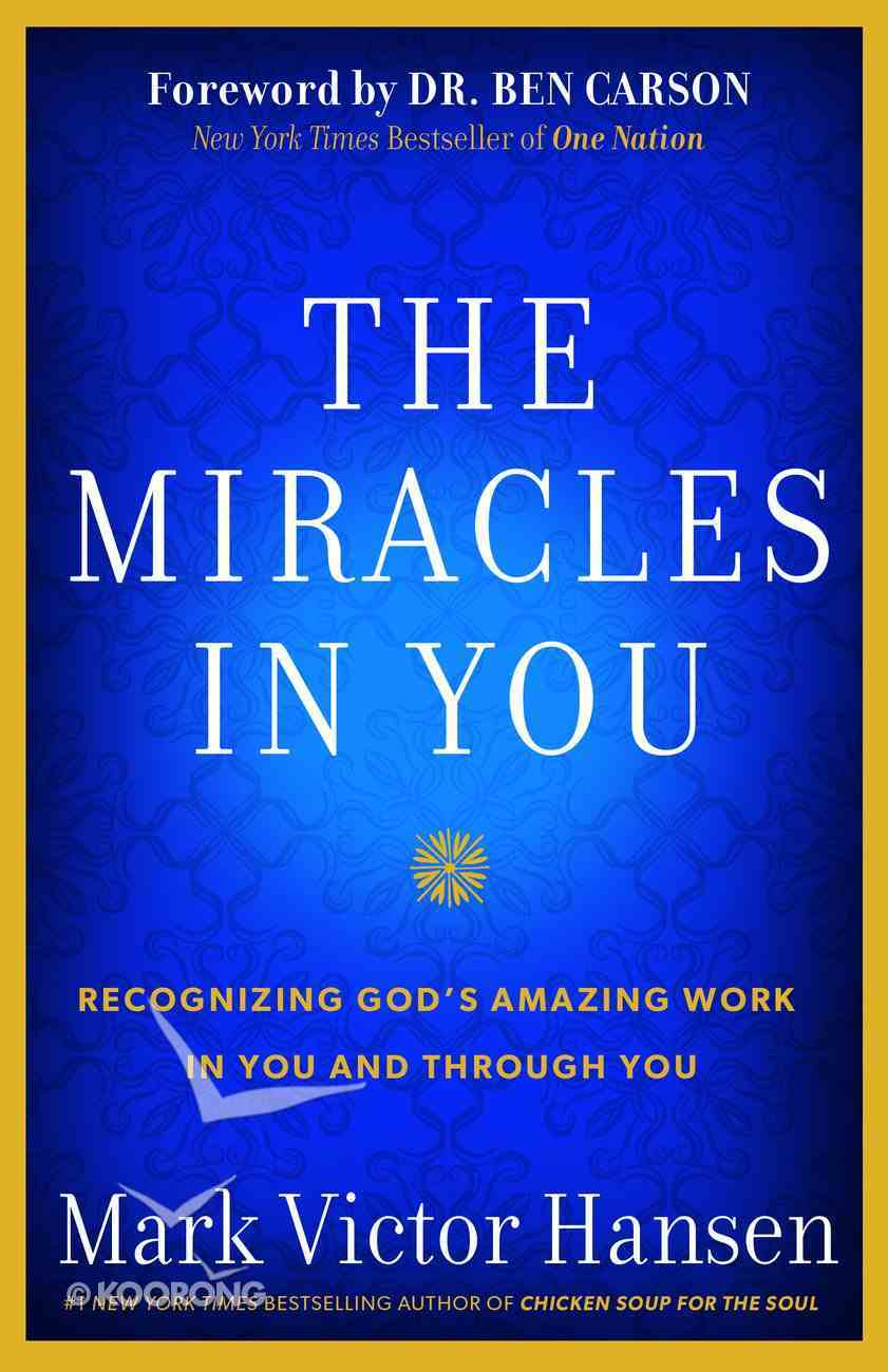The Miracles in You Paperback