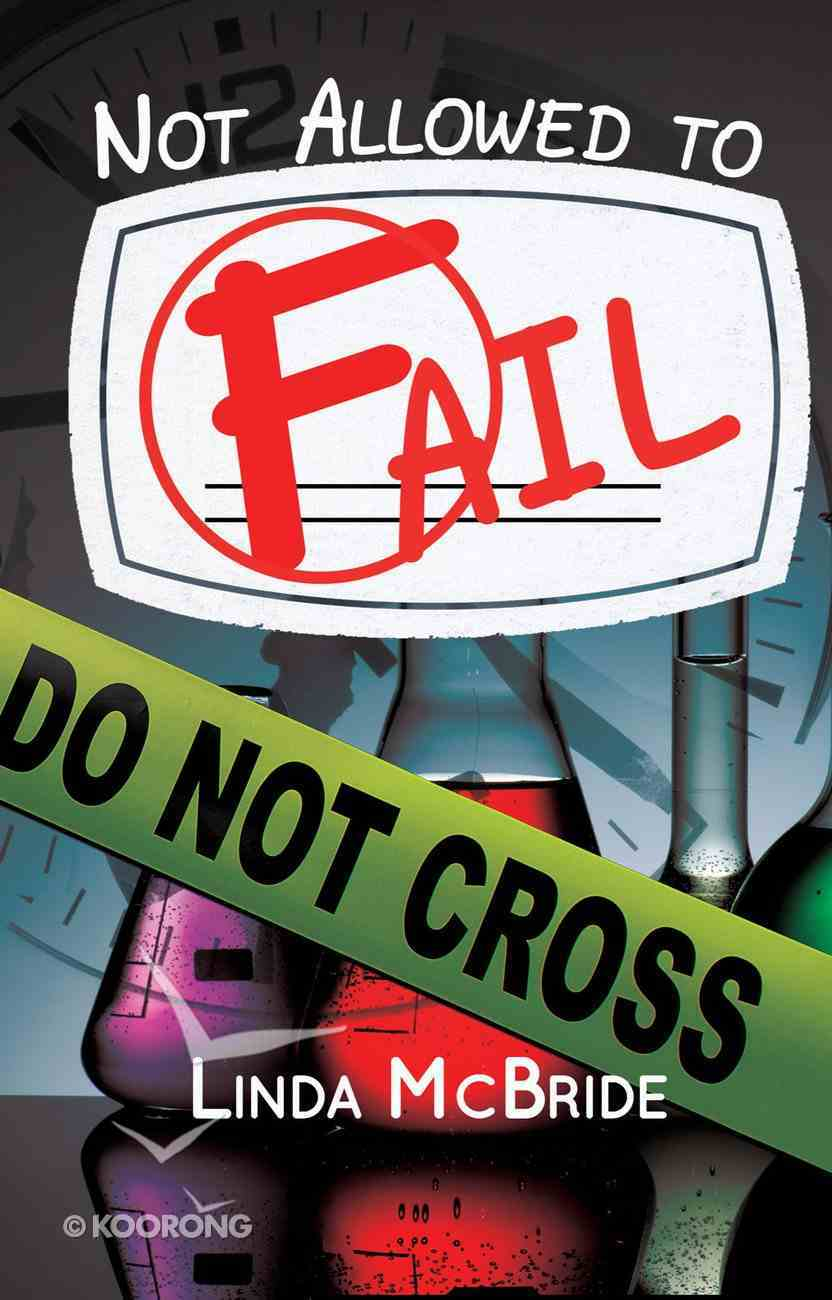 Not Allowed to Fail Paperback