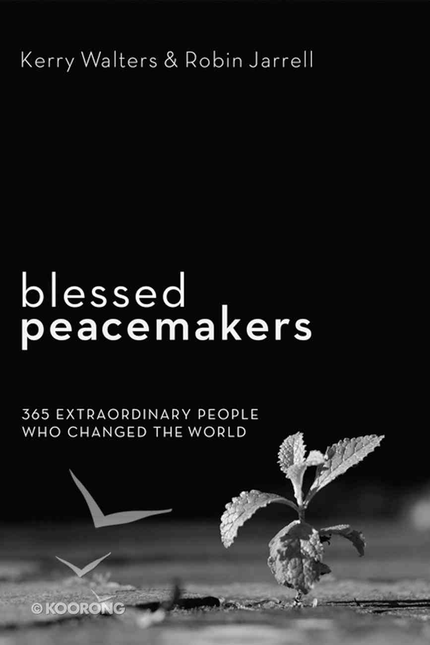 Blessed Peacemakers eBook