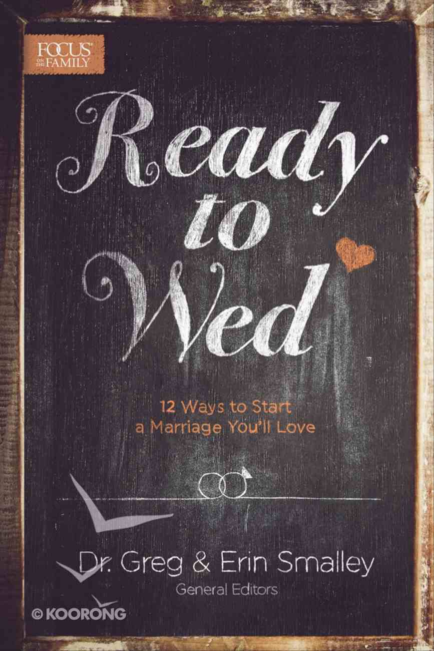 Ready to Wed eBook