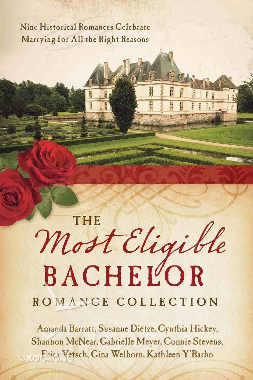 The Most Eligible Bachelor Romance Collection (9781634090315 Series) Paperback