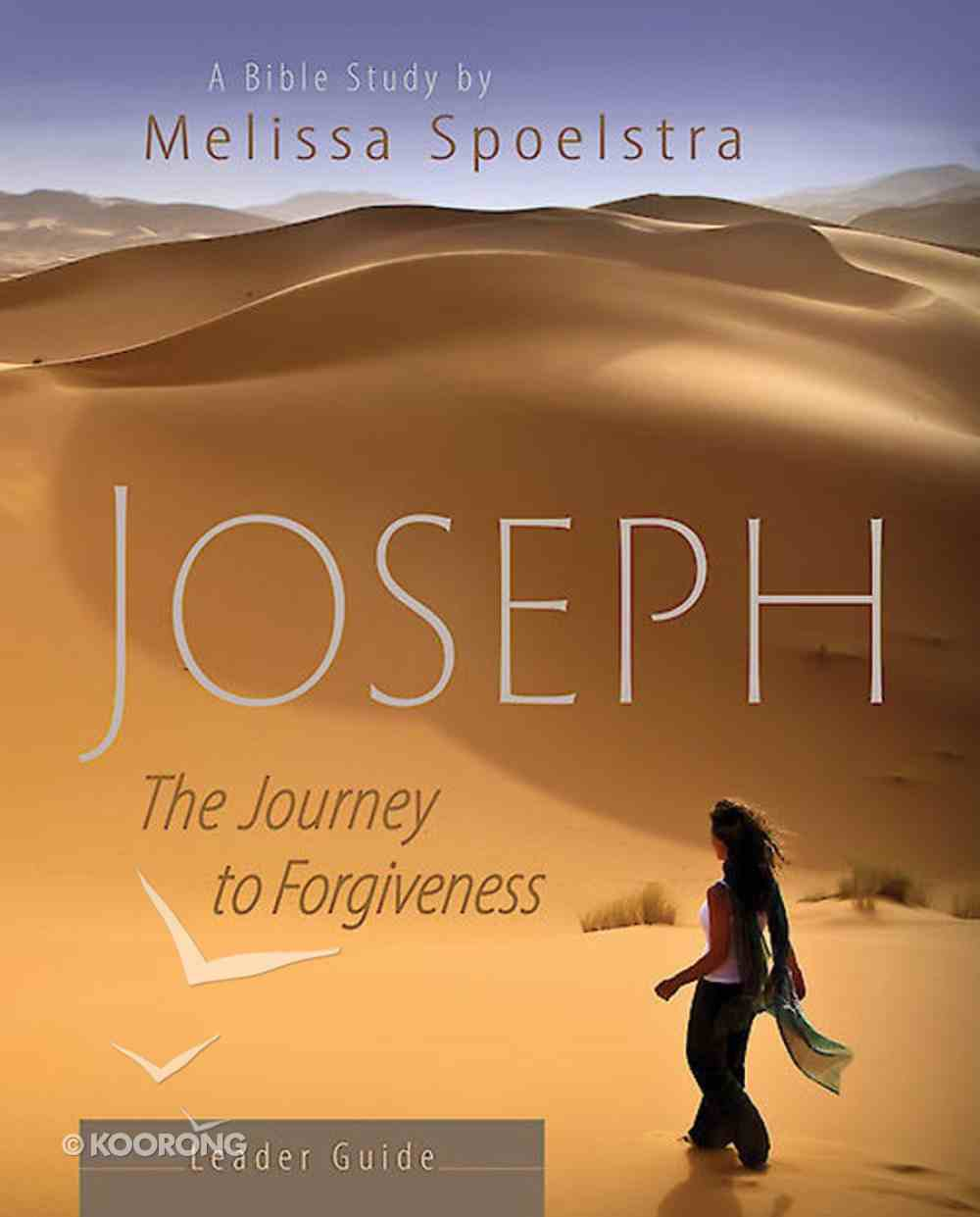Joseph - Women's Bible Study Leader Guide eBook
