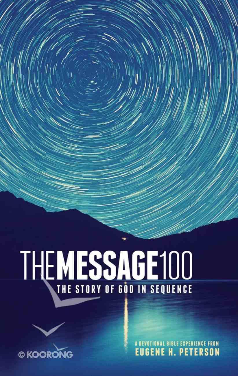 The Message 100 Devotional Bible eBook