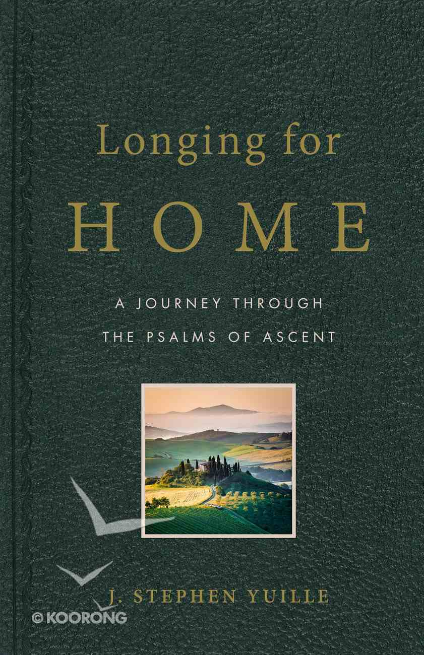 Longing For Home Paperback