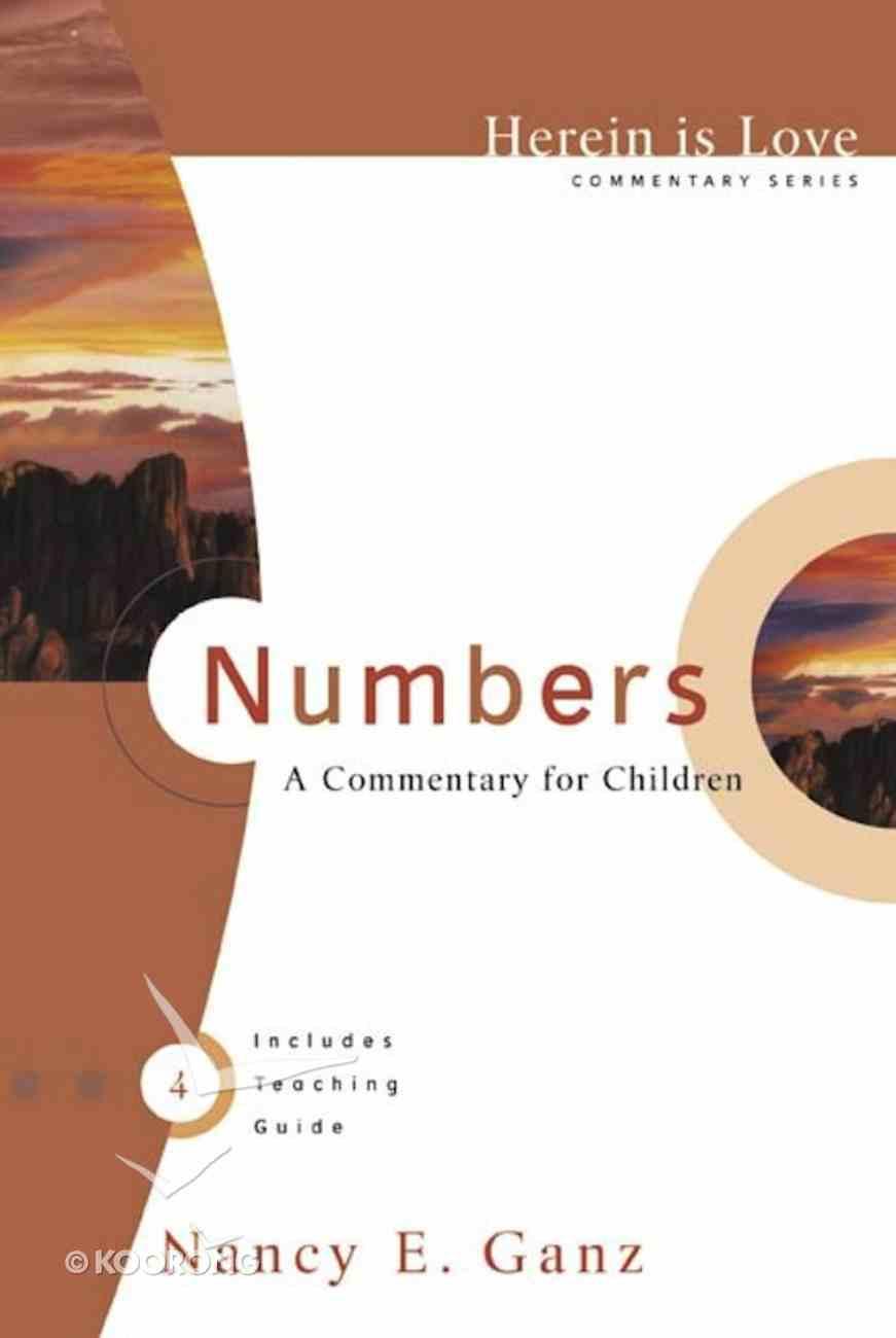 Numbers (Herein Is Love Series) eBook