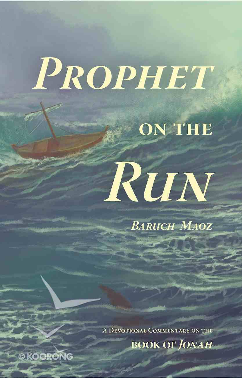 Prophet on the Run Paperback