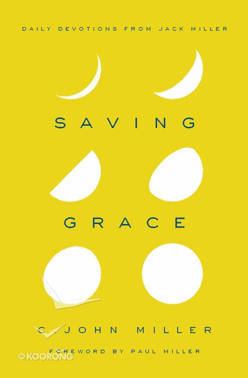 Saving Grace Hardback