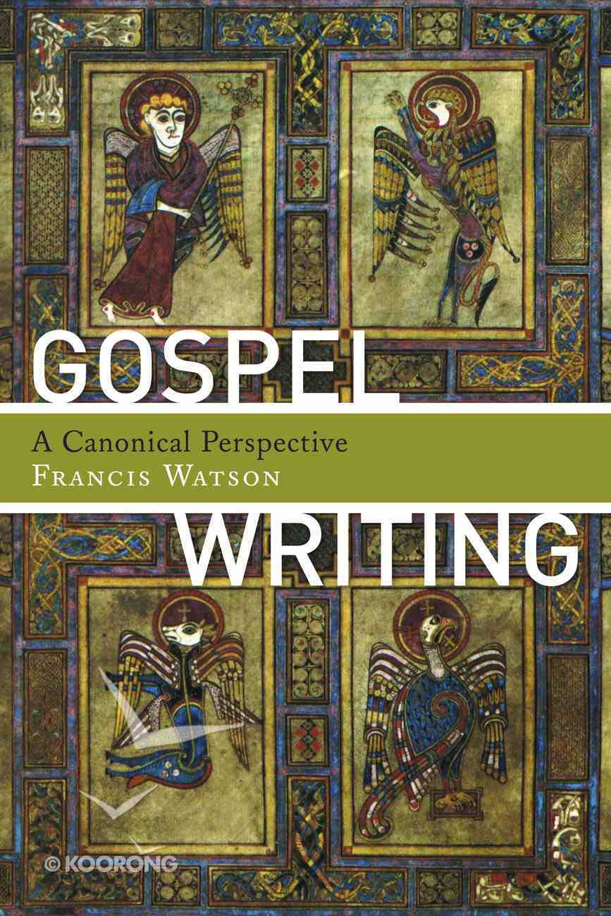 Gospel Writing Paperback