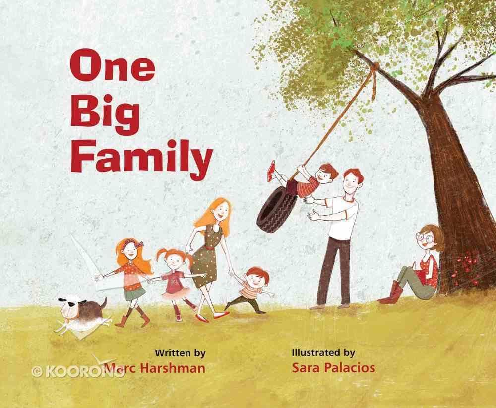 One Big Family Hardback