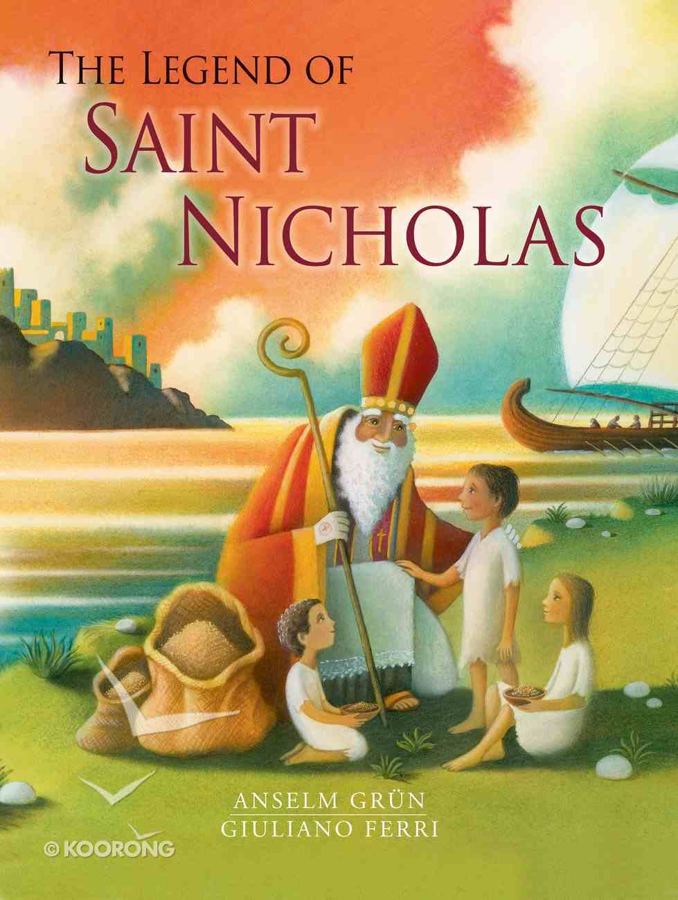 The Legend of St. Nicholas Hardback